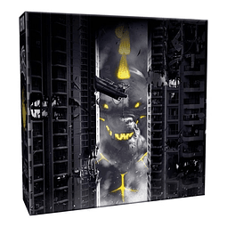King of Tokyo Edición Oscura  - Juego de Mesa - Español