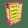 Taco Gato Cabra Queso Pizza - Juego de Mesa - Español