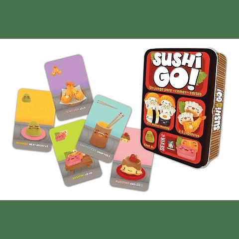 Sushi Go! - Juego de Mesa - Español