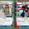 Marvel Champions Pack de Heroe Ms. Marvel - Español