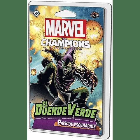 Marvel Champions Pack de Escenario El Duende Verde - Español