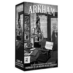 Arkhan Noir Caso 1: Los Asesinatos del Culto de la Bruja - Español