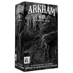Arkham Noir Caso 2: Invocado Por El Trueno - Español