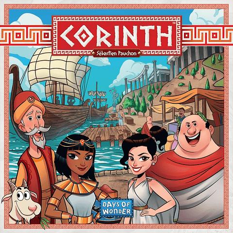 Corinth - Español