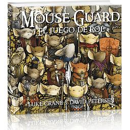Mouse Guard - El Juego de Rol - Español