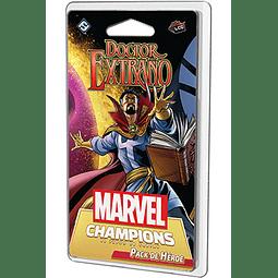 Marvel Champions Dr. Extraño - Expansión - Español