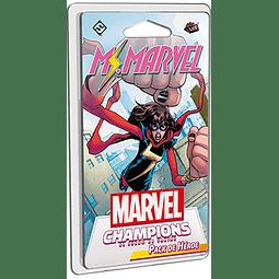 Marvel Champions Ms. Marvel - Expansión - Español