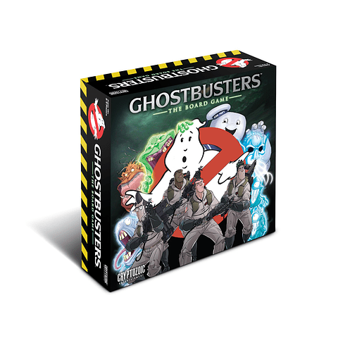 Ghostbusters The Board Game - Juego de Mesa - Inglés