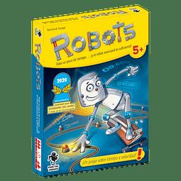 Robots - Juego de Mesa - Español