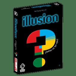 Illusion - Juego de Mesa - Español