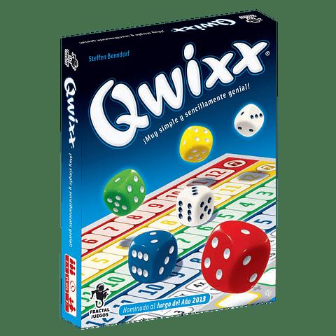 Qwixx - Juego de Mesa - Español