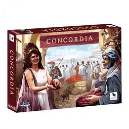 Concordia 5ta Edición - Juego de Mesa - Español