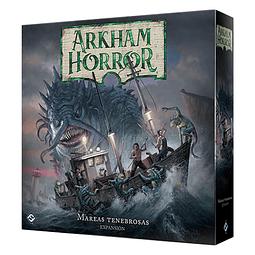 Arkham Horror Expansión Mareas Tenebrosas - Español
