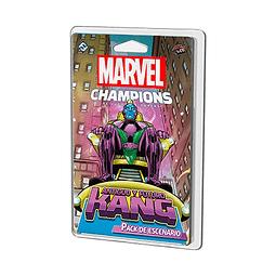 Marvel Champions: Antiguo y Futuro Kang - Juego de Mesa