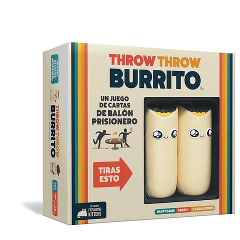 Throw Throw Burrito - Juego de Mesa