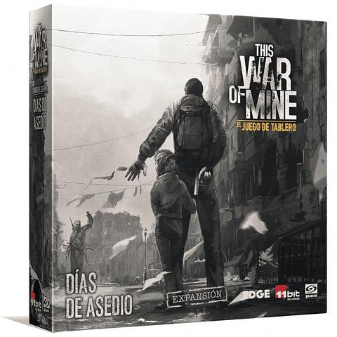 This War of Mine: Días de asedio - Expansión - Juego de Mesa