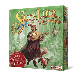 Storyline: Cuentos de Hadas - Juego de Mesa