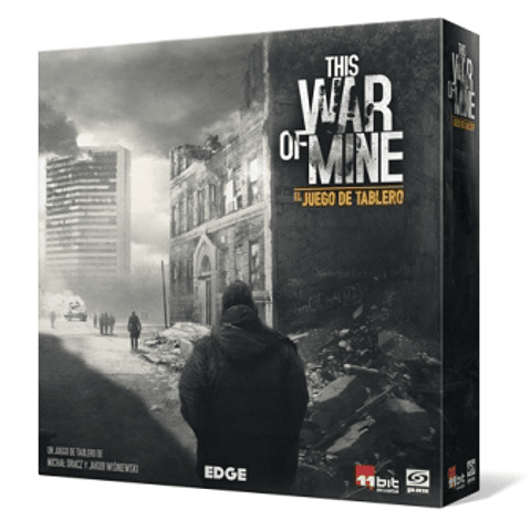 This War of Mine: El Juego de Tablero - Español