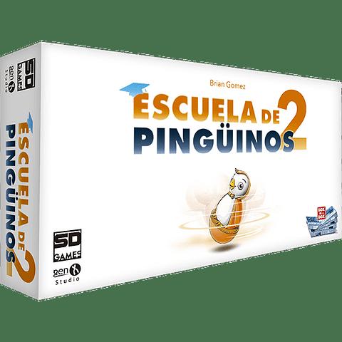 Escuela de Pinguinos 2 - Juego de Mesa