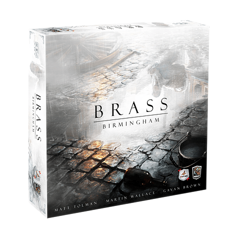 Preventa - Brass Birmingham - Español