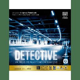 Detective - Español - Preventa