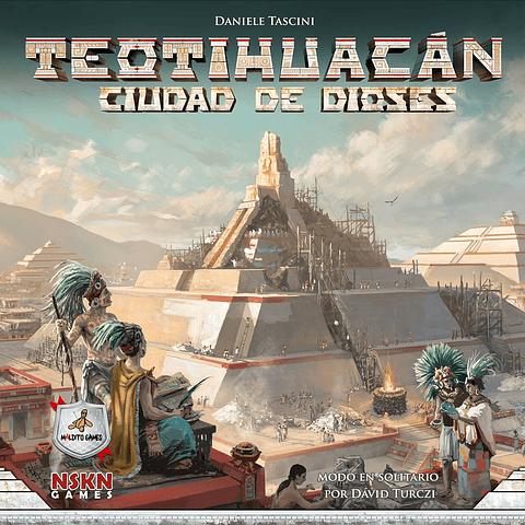 Teotihuacan - Juego de Mesa - Español