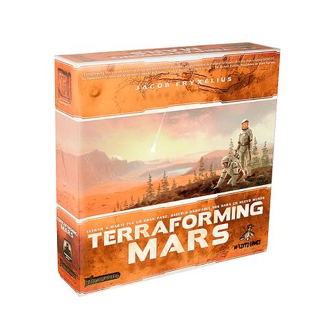 Terraforming Mars - Español