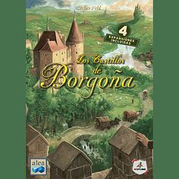 Castillos de Borgoña - Español - Preventa