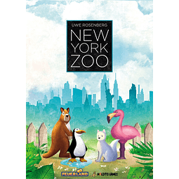 New York Zoo - Español - Preventa