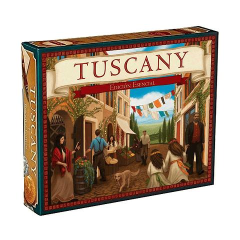 Viticulture - Expansión Tuscany - Español - Preventa