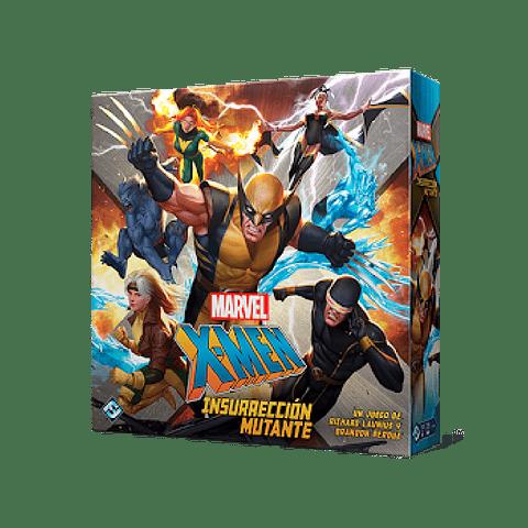 X-Men: Insurrección Mutante - Juego de Mesa - Español