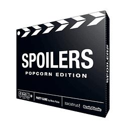 Spoilers Popcorn Edition - Juego de Mesa - Español