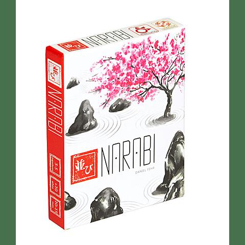 Narabi - Juego de Mesa - Español
