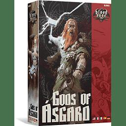 Blood Rage: Dioses de Asgard - Español