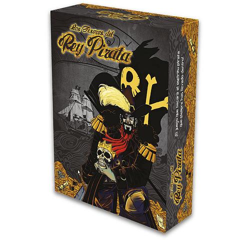 Los Tesoros del Rey Pirata - Español