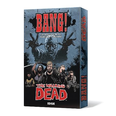 Bang! The Walking Dead - Juego de Mesa - Español