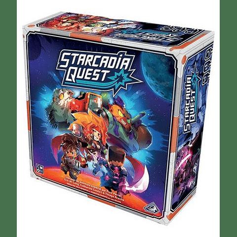 Starcadia Quest - Juego de Mesa - Español