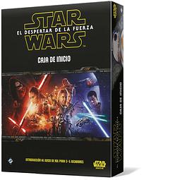 Star Wars El Despertar de la Fuerza - Juego de Rol - Español