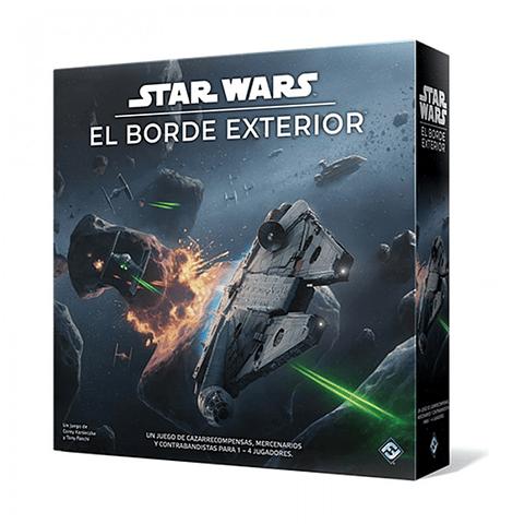 Star Wars: El Borde Exterior - Español