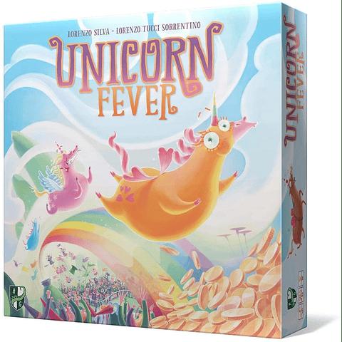 Unicorn Fever - Juego de Mesa - Español