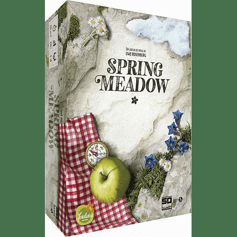 Spring Meadow - Juego de Mesa - Español