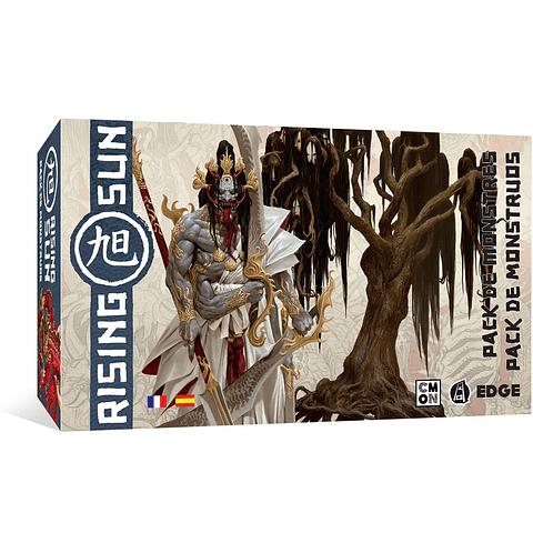 Rising Sun: Pack de monstruos - Juego de Mesa - Español