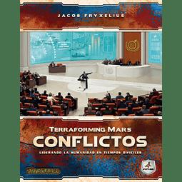 Terraforming Mars: Expansión Conflictos - Español