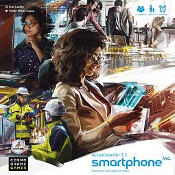 Smartphone Inc. - Actualización 1.1 - Español - Preventa