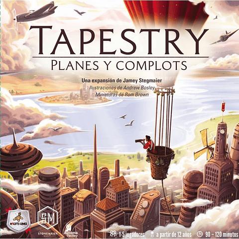Preventa - Tapestry: Planes y Complots - Español