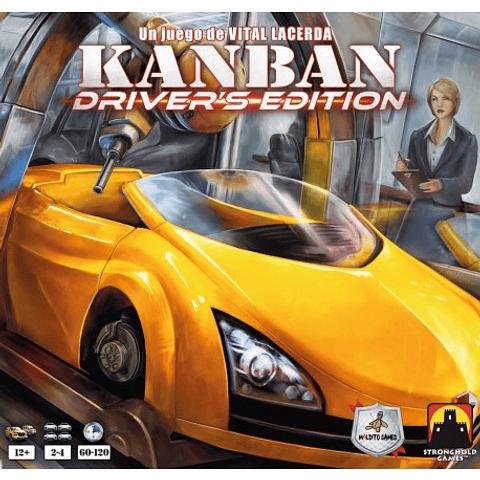 Preventa - KANBAN DRIVER'S EDITION - Español