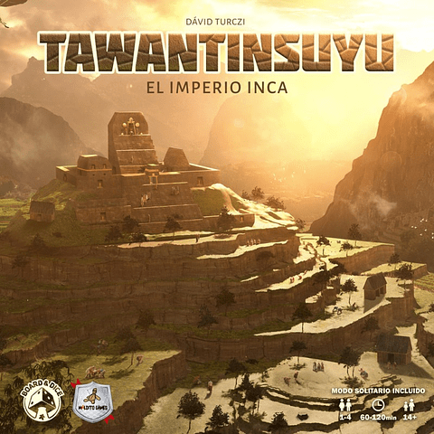 Preventa - TAWANTINSUYU: EL IMPERIO INCA - Español