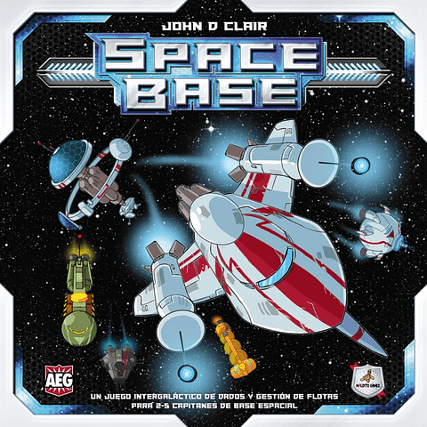 Preventa - SPACE BASE - Español