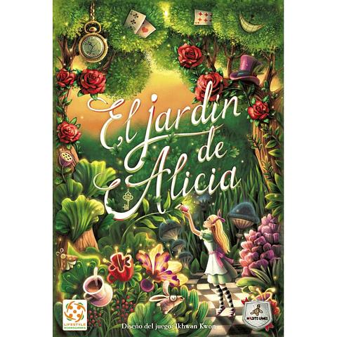 Preventa - El Jardín de Alicia - Español