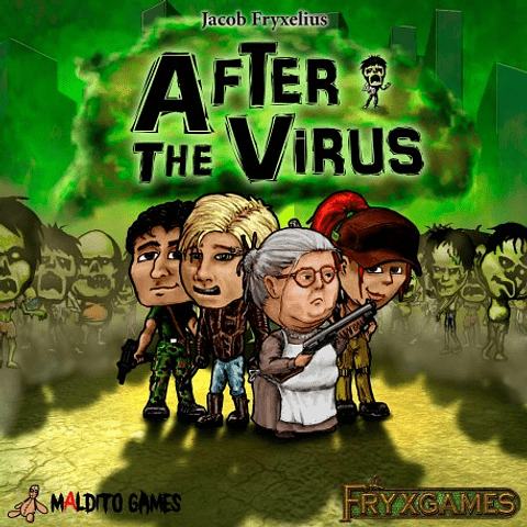 Preventa - After the Virus - Español